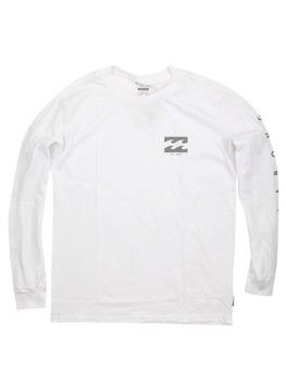 Billabong Unity L/S T Shirt in White