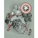 Patriotic Captain America T-Shirts