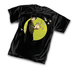 Sandman Morpheus Dream Hunters by P. Craig Russell Black T-Shirt