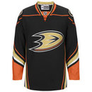 Anaheim Ducks Reebok EDGE Authentic Home NHL Hockey Jersey (Made in Canada)
