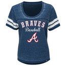 Atlanta Braves Women's Loving The Game T-Shirt