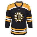 Boston Bruins NHL Child Replica (4-7) Home Hockey Jersey