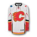 Calgary Flames Reebok Premier Replica Road NHL Hockey Jersey