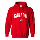 Canada MyCountry Pullover Arch Hoody (Red)