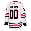 Chicago Blackhawks ANY NAME adidas adizero NHL Authentic Pro Road Jersey