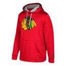 Chicago Blackhawks Adidas NHL Twill Logo Hoodie