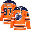 Connor McDavid Edmonton Oilers adidas adizero NHL Authentic Pro Home Jersey -