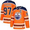 Connor McDavid Edmonton Oilers adidas adizero NHL Authentic Pro Road Jersey -
