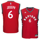 Cory Joseph Toronto Raptors NBA Swingman Replica Jersey - Red