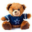 Dallas Cowboys 7.5 inch Jersey Sweater Bear