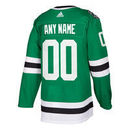 Dallas Stars ANY NAME adidas adizero NHL Authentic Pro Home Jersey