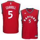 DeMarre Carroll Toronto Raptors NBA Swingman Replica Jersey - Red