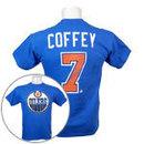 Edmonton Oilers Paul Coffey Vintage NHL Alumni T-Shirt