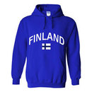 Finland MyCountry Pullover Arch Hoody (Royal)