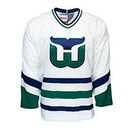 Hartford Whalers Vintage Replica Jersey 1985 (Home)