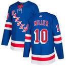 J.T. Miller New York Rangers adidas adizero NHL Authentic Pro Home Jersey