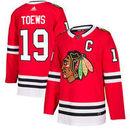 Jonathan Toews Chicago Blackhawks adidas adizero NHL Authentic Pro Home Jersey