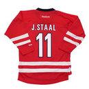 Jordan Staal Carolina Hurricanes Reebok Toddler Replica Home NHL Hockey Jersey