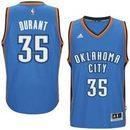 Kevin Durant Oklahoma City Thunder NBA Swingman Road Replica Jersey