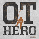 KractIce OT Hero Fine Jersey Vintage T-Shirt (Athletic Heather)