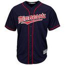 Minnesota Twins 2017 Cool Base Replica Alternate Navy MLB Baseball Jersey