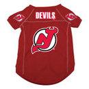 New Jersey Devils NHL Pet Jersey