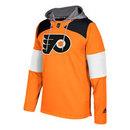 Philadelphia Flyers Adidas NHL Platinum Jersey Hoodie