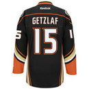 Ryan Getzlaf Anaheim Ducks Reebok Premier Replica Home NHL Hockey Jersey