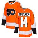 Sean Couturier Philadelphia Flyers adidas adizero NHL Authentic Pro Home Jersey