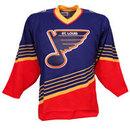 St Louis Blues Vintage Replica Jersey 1995 (Away)