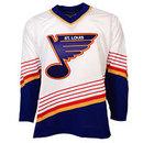 St Louis Blues Vintage Replica Jersey 1995 (Home)