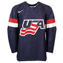 Team USA IIHF 2016-17 Official Twill Replica Hockey Jersey