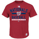 Washington Nationals Authentic Collection Team Property Heathered T-Shirt