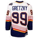 Wayne Gretzky St. Louis Blues Vintage *Heroes of Hockey* Replica Jersey 1995