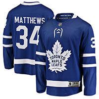 Auston Matthews Toronto Maple Leafs Premier Youth Replica Hockey Jersey