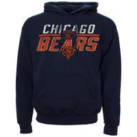 Chicago Bears NFL Blitz Hoodie