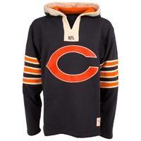 Chicago Bears NFL Option Heavyweight Hoodie