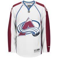Colorado Avalanche Reebok Premier Replica Road NHL Hockey Jersey