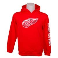 Detroit Red Wings YOUTH Team Pullover Hoodie