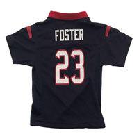 Houston Texans Arian Foster NFL Team Apparel Infant Replica Football Jersey
