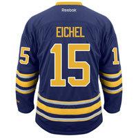 Jack Eichel Buffalo Sabres Reebok Premier Replica Home NHL Hockey Jersey