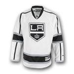 Los Angeles Kings Reebok Premier Replica Road NHL Hockey Jersey