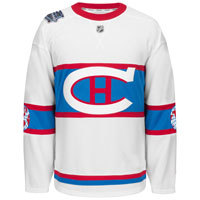 Montreal Canadiens 2016 NHL Winter Classic EDGE Authentic NHL Hockey Jersey