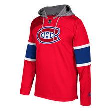 Montreal Canadiens Adidas NHL Platinum Jersey Hoodie