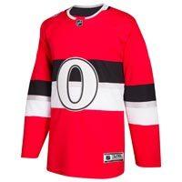 Ottawa Senators NHL 100 Classic Premier Youth Replica Hockey Jersey