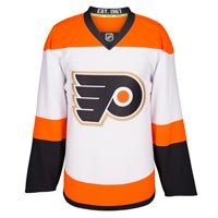 Philadelphia Flyers Reebok EDGE Authentic 50th Anniversary NHL Hockey Jersey