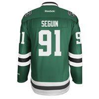 Tyler Seguin Dallas Stars Reebok Premier Replica Home NHL Hockey Jersey