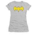 Women's Batgirl T-shirt with Batgirl Logo graphic