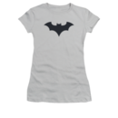 Women's Batman T-shirt with Dark Knight Logo graphic