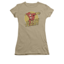 Women's Flash T-shirt with Vintage Flashy graphic